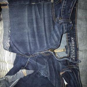 Size8 Denim American Eagle Shorts
